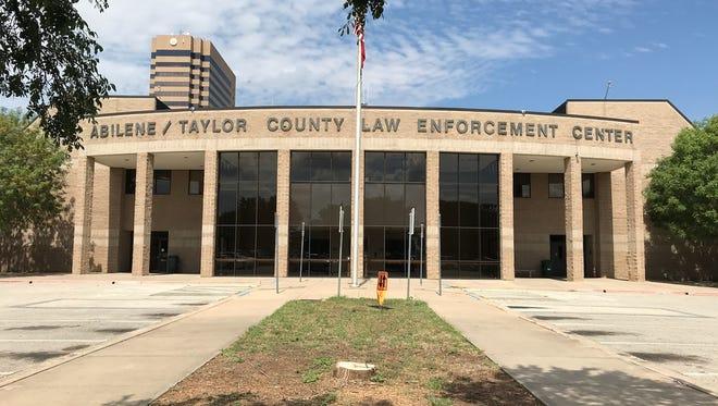 Abilene / Taylor County Law Enforcement Center, 450 Pecan Street.