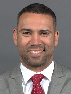 Kahil Fennell was hired by Chris Mack as Louisville's director of basketball operations.