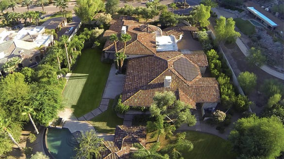 A look inside the luxurious Arizona estate that Steve Nash sold for $3.175 million