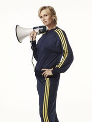 "Among Jane Lynch's most well-known roles was Sue Sylvester in ""Glee."""