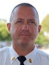 Fort Myers fire Chief Trenton Bowen.