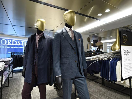 The Strong Suit By Ilaria Urbinati Styling Event is held at Nordstrom Men's Store NYC on April 19, 2018 in New York City.