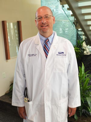 Dr. Barry Simkin is Medical Director for the Health First Support Care Team at Holmes Regional Medical Center.