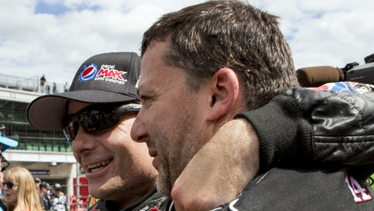 The pending retirements of Jeff Gordon and Tony Stewart
