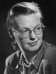 Shirley Jackson is seen in this April 16, 1951, photo.