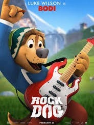"Kick out the jams on Saturday, Sept. 16 at 2 p.m. as the Susan Broom Kilmer (formerly known as the Fort Pierce) Branch Library's movie matinee presents ""Rock Dog."""