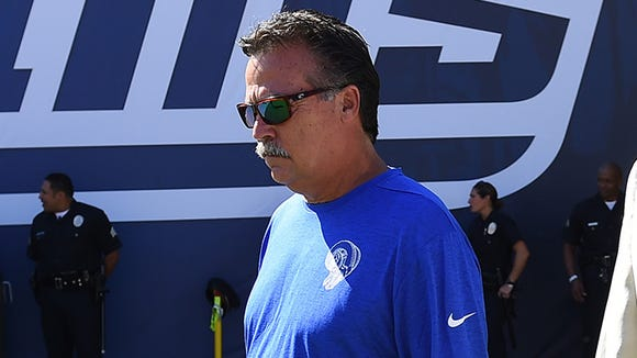 Jeff Fisher.