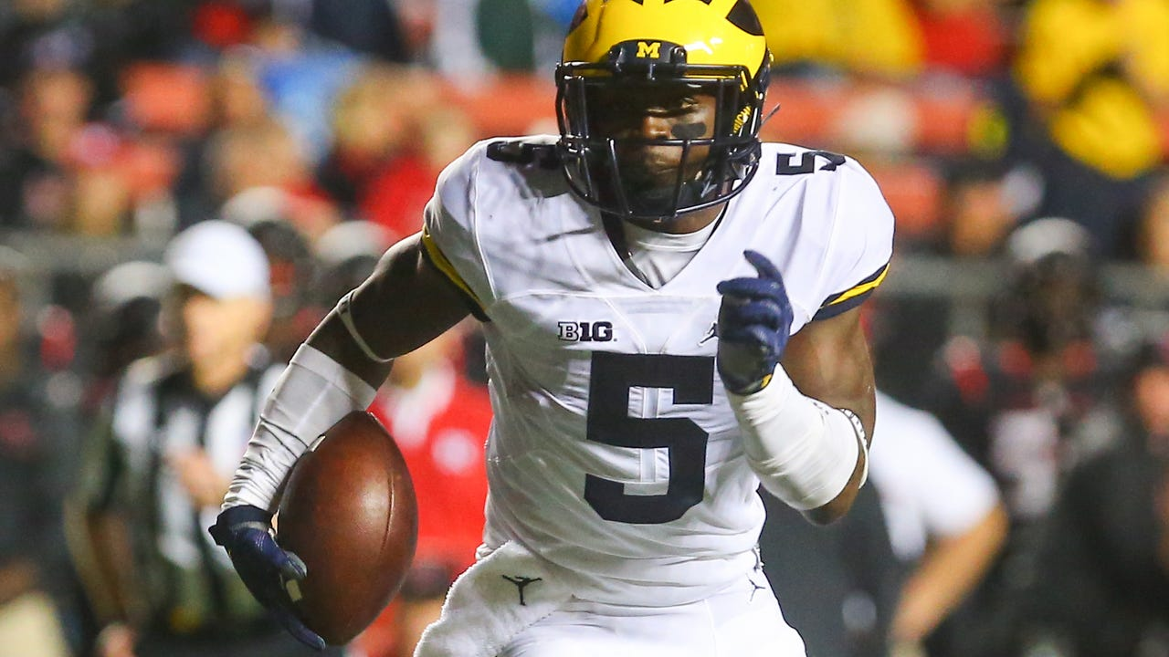 Michigan safety Jabrill Peppers tested positive for diluted urine sample at the NFL Combine.