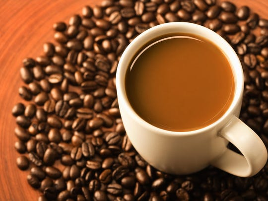 For a better sleep, stop having caffeinated beverages in the afternoon and evening.