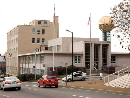 Knoxville is getting ready to seek bids for redevelopment of the old state Supreme Court Building downtown. Plans call for a mixed-use development.