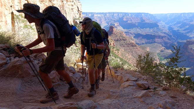 The U.S. federal government announced Wednesday, Aug. 16, 2017, it will eliminate a policy it put in place to allow national parks like the Grand Canyon to ban the sale of bottled water in an effort to curb litter.