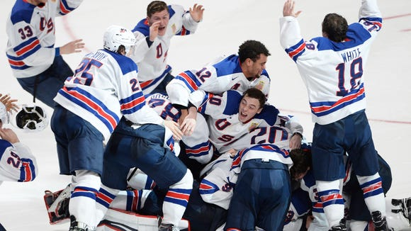 Team USA and Flyers prospect Tanner Laczynski won gold in the World Junior Championship Thursday night in a shootout over Canada.