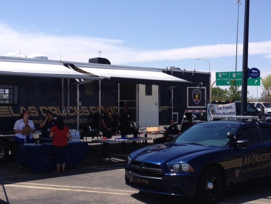 Mobile Operations Command center