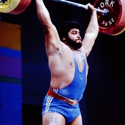 Salinas native, three-time Olympian Mario Martinez leaves behind weightlifting legacy