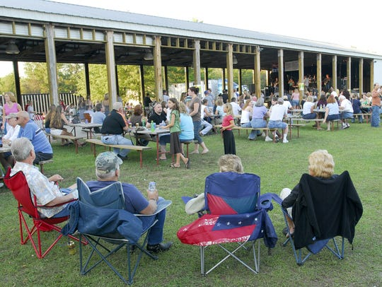 Grand Rapids Lions Music Fest will be held Friday and