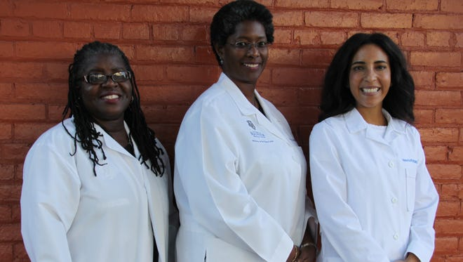 Founders of the Black Physicians Network.