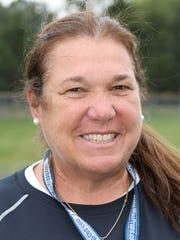 Sharon Sarsen, the head coach of the Lakeland High