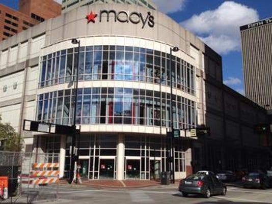 Macy's Downtown