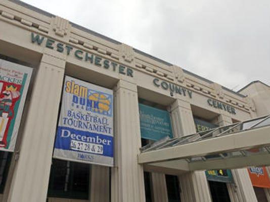 Westchester County Center gun show