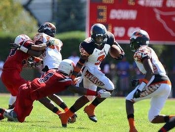 Guirvenson Guillaume and the Linden football team defeated Union on Wednesday night.