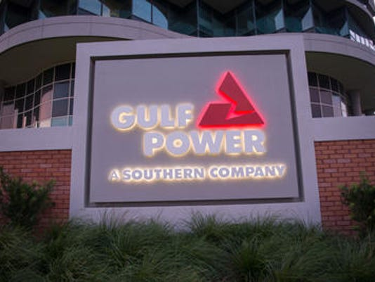 Gulf Power Sign