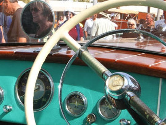 The Antique & Class Boat Show returns to The Marina at Edison Ford on Jan. 16.