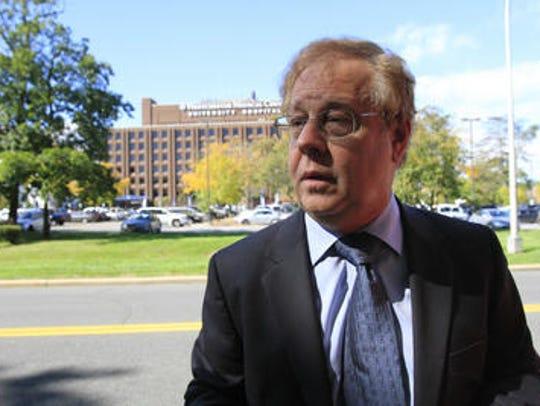 State Assemblyman Thomas Abinanti, D-Greenburgh