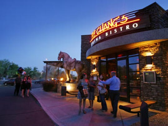 P.F. Chang's serves made-from-scratch Asian cuisine.
