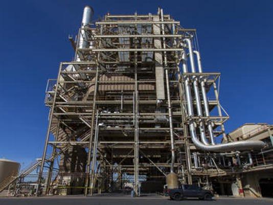 APS Tempe Ocotillo Power Plant