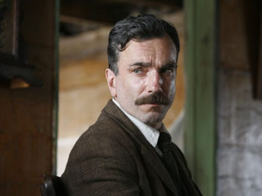 """Daniel Day-Lewis' performance in """"There Will Be Blood"""" is flawless."""