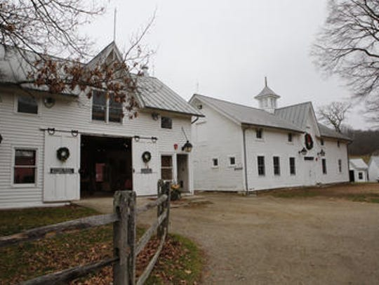 Muscoot Farm in Somers