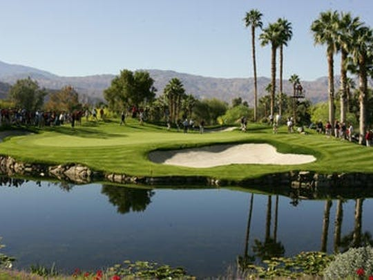 Indian Wells Golf Resort.