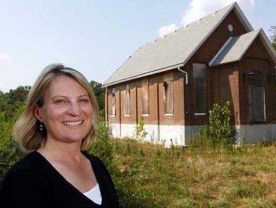 Patti Linn, manager for Riverside:  The Farnsely-Morememn