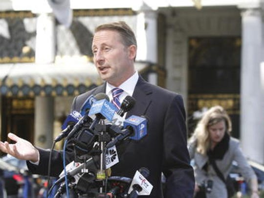 Word that Westchester County Executive Rob Astorino