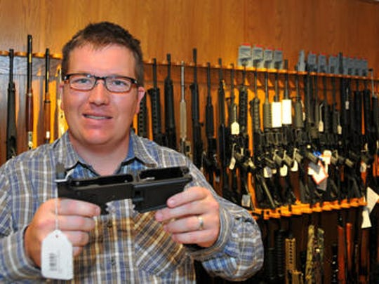 Doug Torpy, one of the owners of FrogBones Family Shooting Center, began stockpiling items like lower receivers. The receivers are used in sporting rifles – also often known called assault rifles – and the fear was a Hillary Clinton presidency would mean a ban on those weapons.