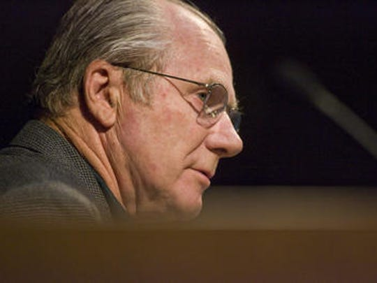 Arizona Corporation Commissioner Robert Burns.