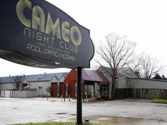The Cameo nightclub on Cincinnati's East End was the