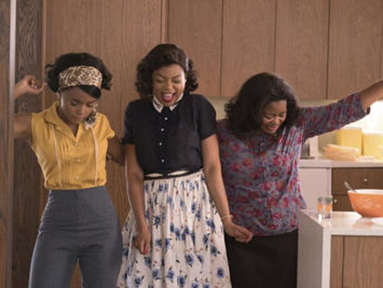 """""""Hidden Figures,"""" was a popular book and movie."""