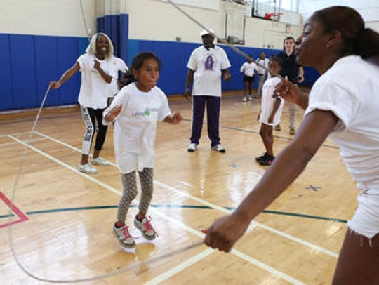 Lifting Up Westchester hosts a summer camp for homeless