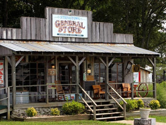 Fiddlers Grove Historic Village is an annual draw for