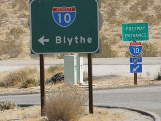 Drivers headed east on Interstate 10 could face traffic over the holiday weekend.