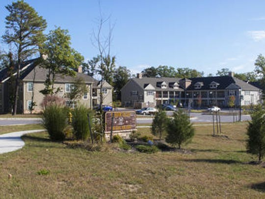 Freedom Village, which provides housing for disabled residents, in Toms River.