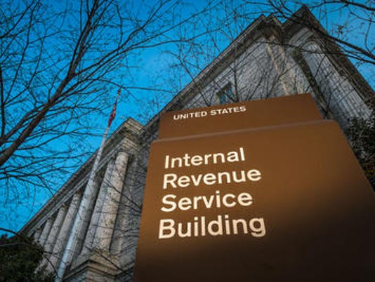 IRS refund scam