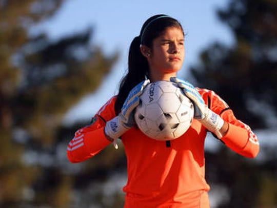 El Paso's Emily Alvarado will represent Mexico in the