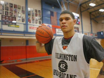 Wilmington's Jarron Cumberland is one of the state's top players in the 2016 class