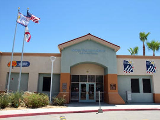 George Washington Charter School on Portola Avenue in Palm Desert outperforms other schools in the Desert Sands Unified School District.