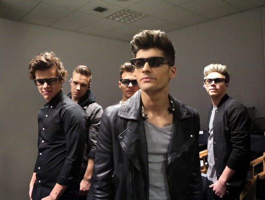 Review: 'One Direction: This Is Us'