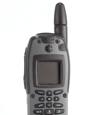 Mobile Police Radio.