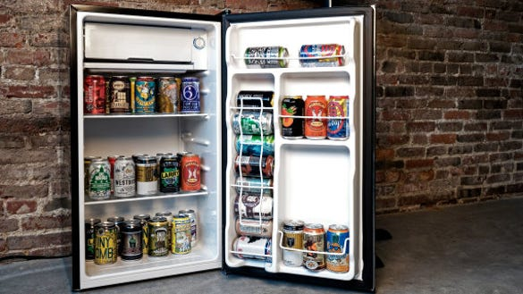 Igloo 3.2-Cu.-Ft. Platinum Fridge