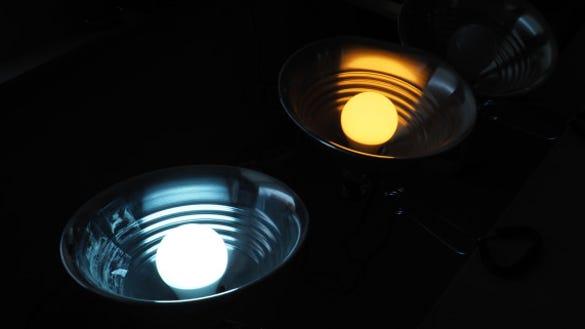 best white light bulb